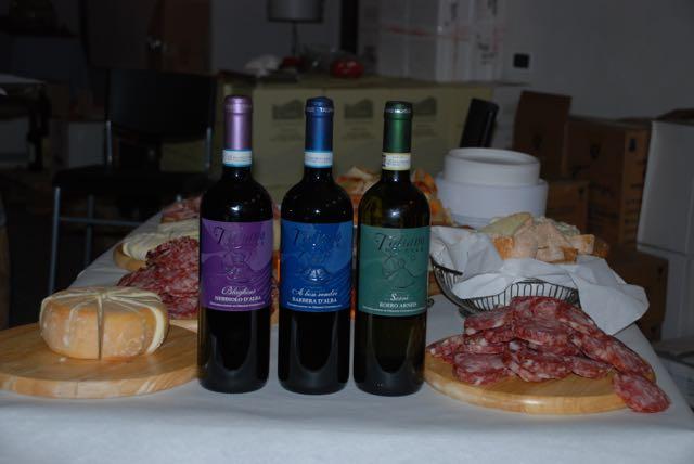Vineria De Gustibus, serata coi vini di Michele Taliano